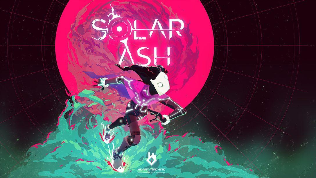 Viajad al interior del Ultravacío con el nuevo vídeo del juego Solar Ash