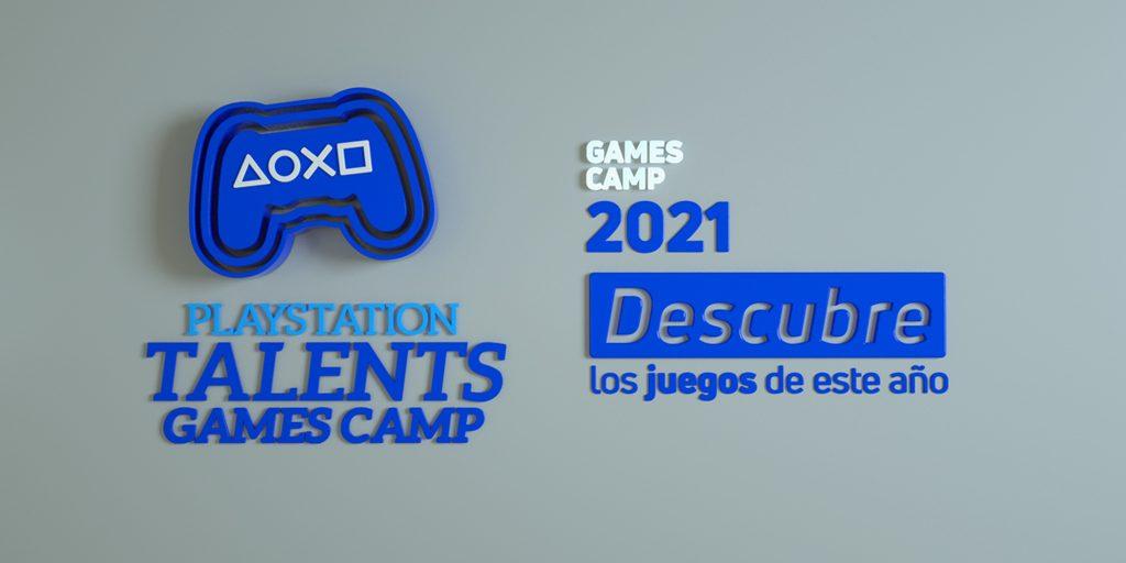 Conoce los juegos de este año del proyecto Games Camp