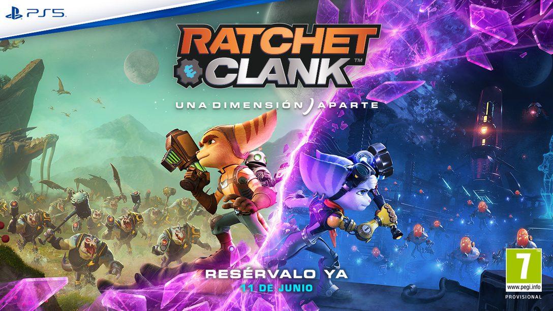Las primeras impresiones de la prensa Ratchet & Clank: Una dimensión lo confirman | Lo nuevo de Insomniac será espectacular