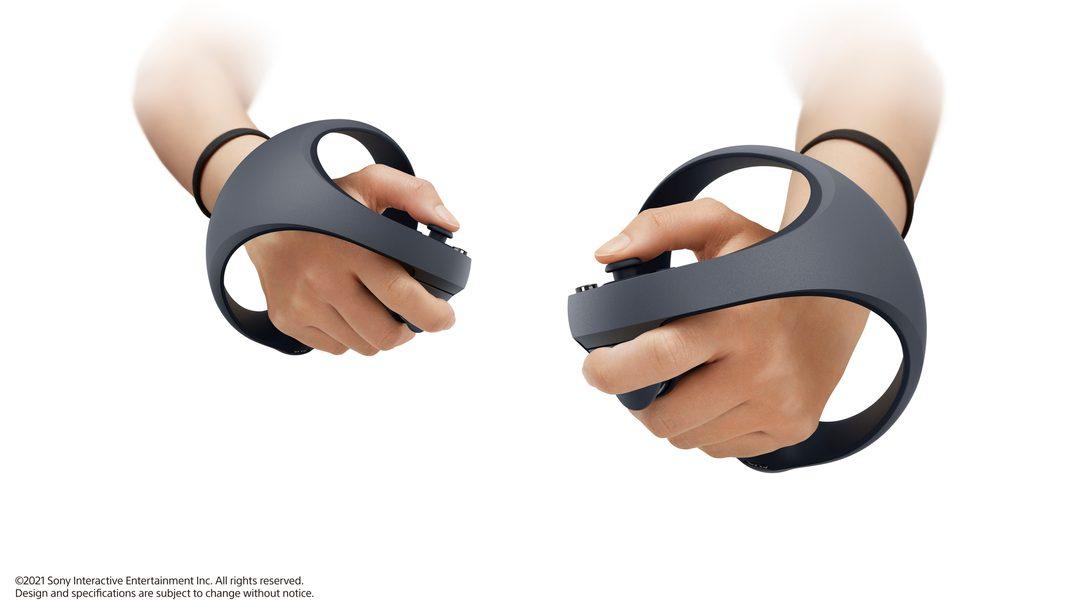 Próxima generación de RV en PS5: el nuevo mando