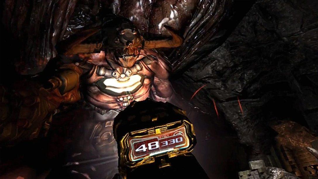 Infernalmente inmersivo: Cómo se ha perfeccionado la experiencia de combate de Doom 3 para PS VR