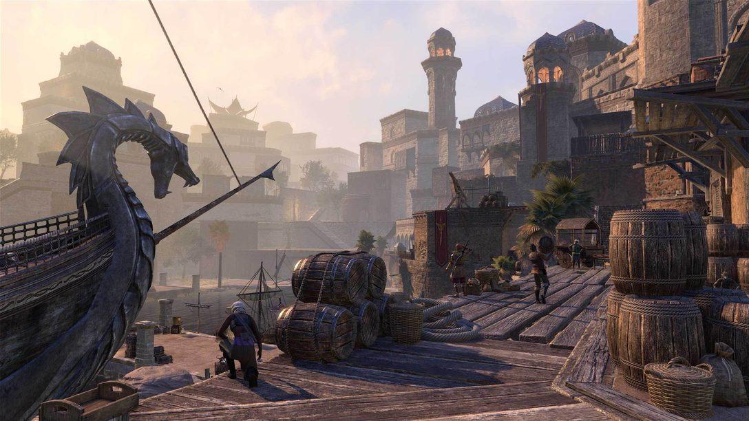 The Elder Scrolls Online: Console Enhanced llega a PS5 el 8 de junio