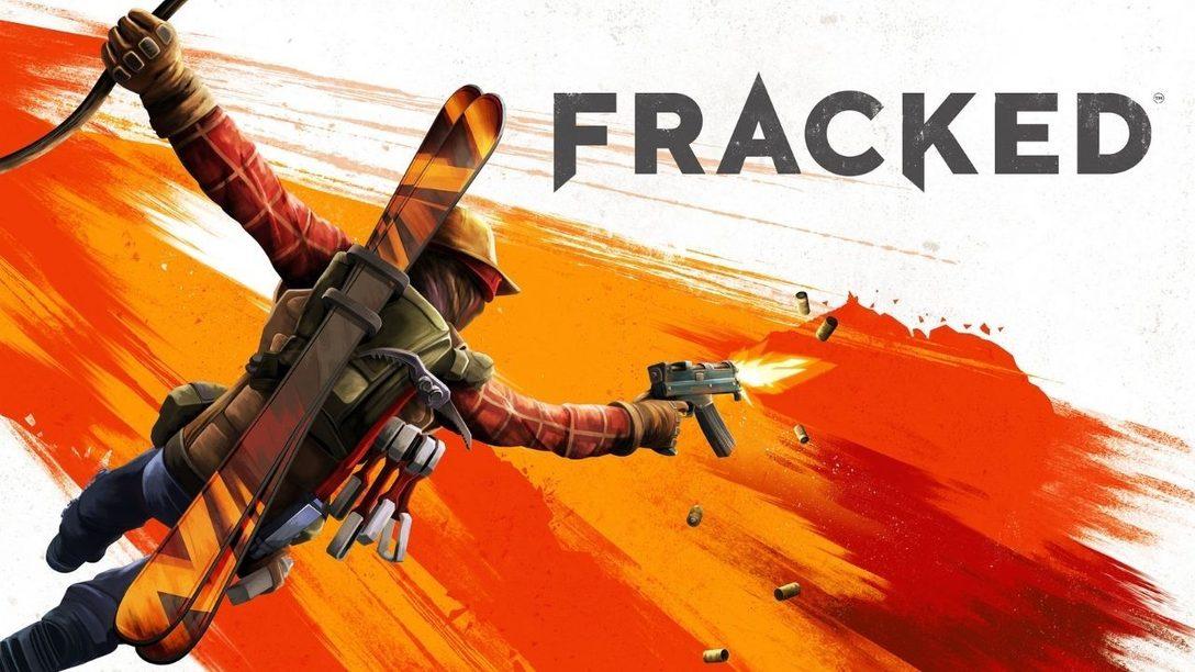 La aventura de acción de PS VR 'Fracked' llegará este verano