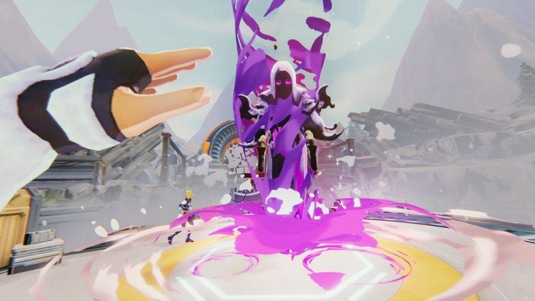 El enorme MMO inspirado en los JRPG, Zenith, llega a PS VR