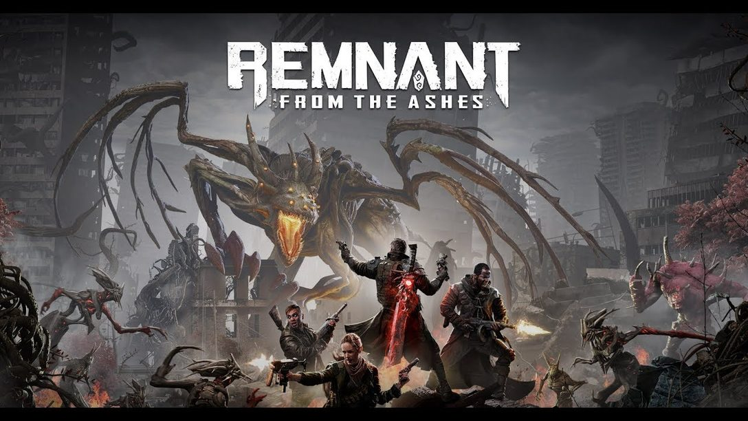 PS Plus Trophy Challenge | Consíguelos todos en Remnant: From the Ashes