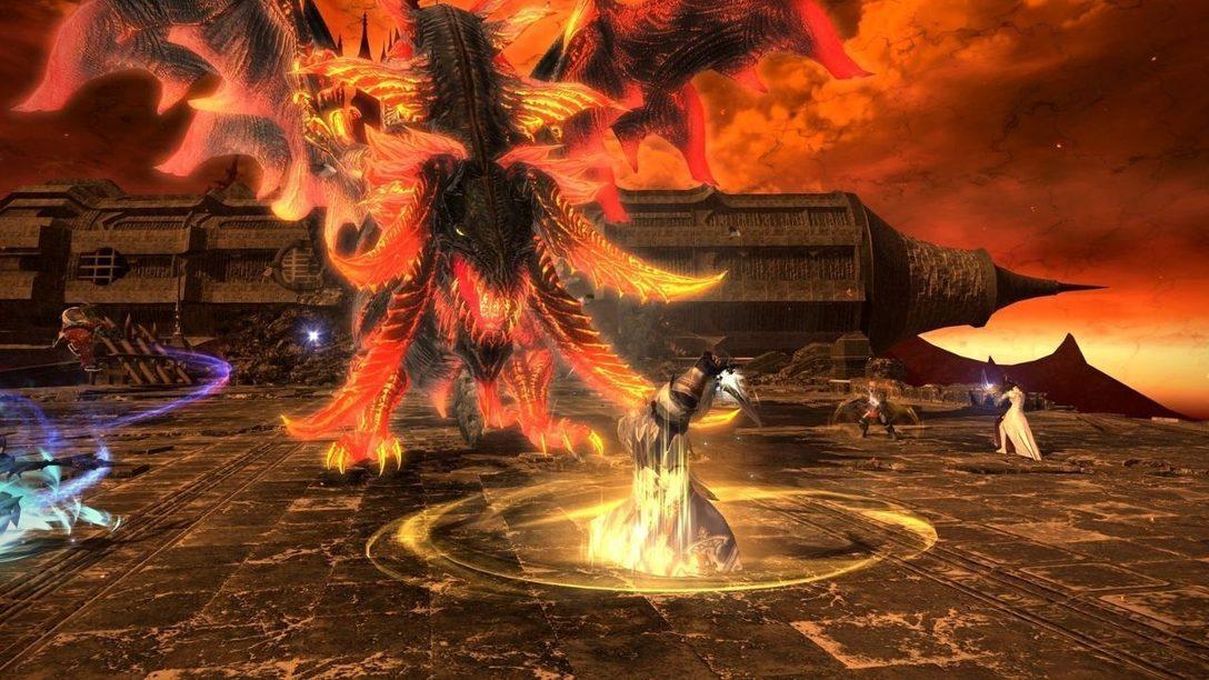 La beta abierta de Final Fantasy XIV Online para PS5 llega mañana y es la mejor manera de sumergirse en ella