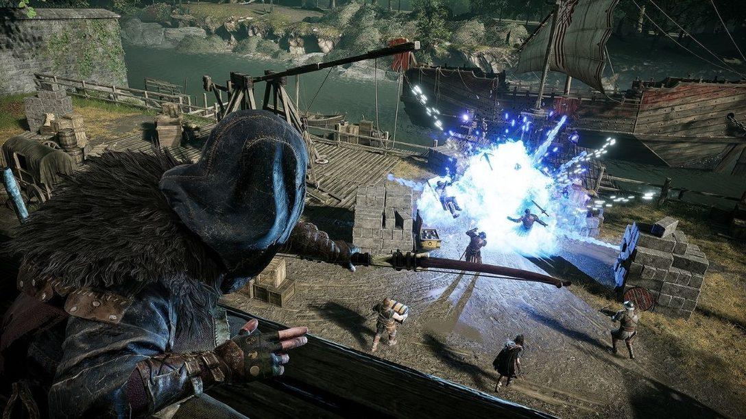 Aprovecha las características del DualSense en Hood: Outlaws & Legends
