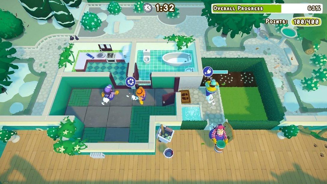 Tools Up! anuncia Garden Party, un DLC con tres episodios