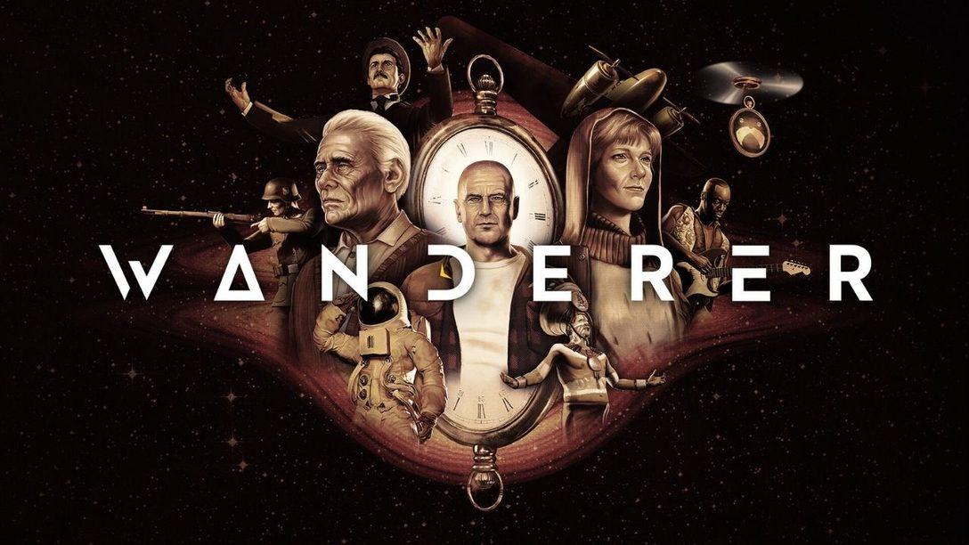 Cambia el curso de la historia con Wanderer, una aventura de RV en la que viajarás en el tiempo