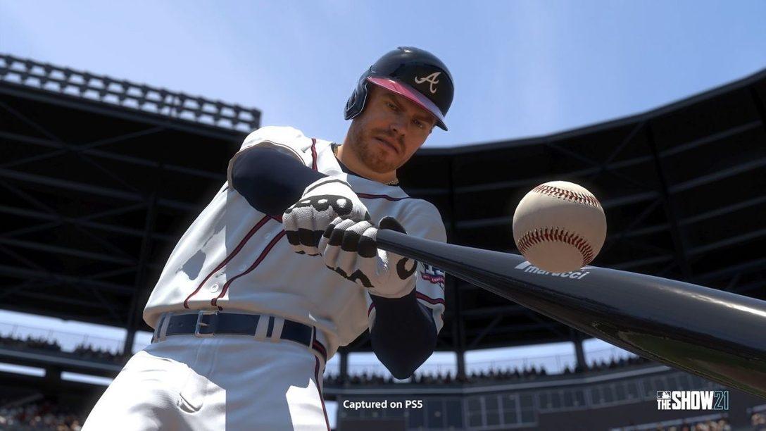 MLB The Show 21 ya está disponible