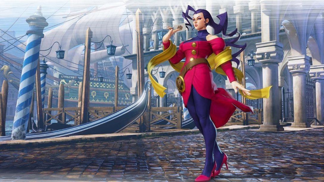 El regreso de Rose a SFV y sus orígenes en Street Fighter Alpha