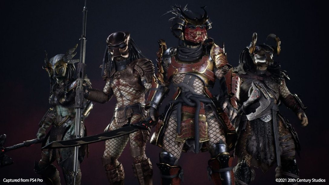 Predator: Hunting Grounds llega a Steam con la actualización de abril