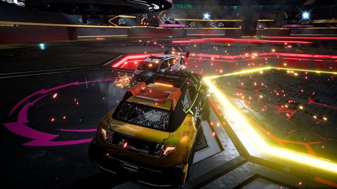El caos nunca lució tan bien como en Destruction AllStars Temporada 1 – Hotshots