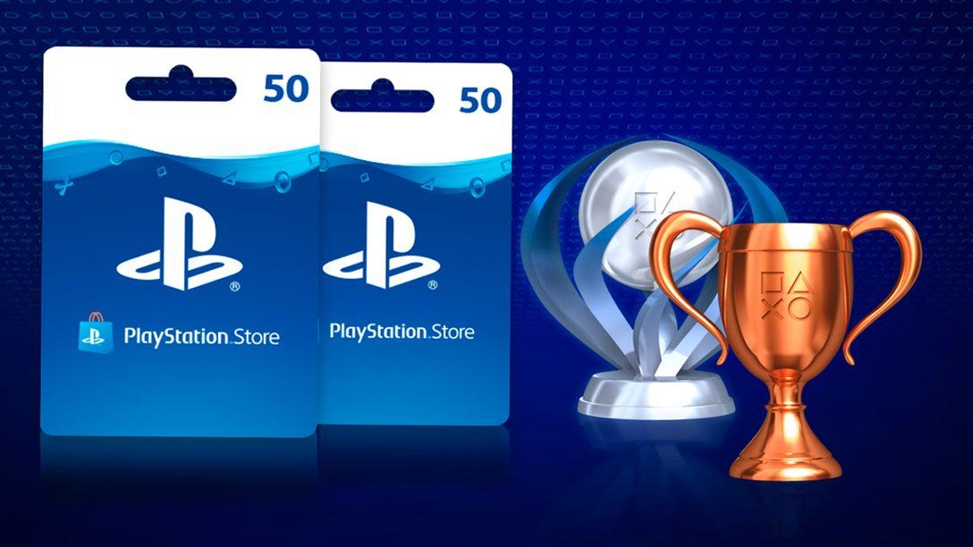Empieza el PlayStation Trophy Challenge de abril | ¡Apúntate!