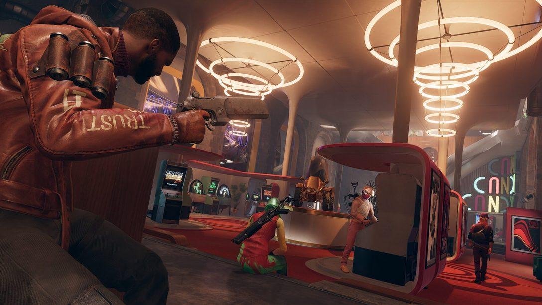 El combate, exploración y funciones de Deathloop en PS5 al detalle