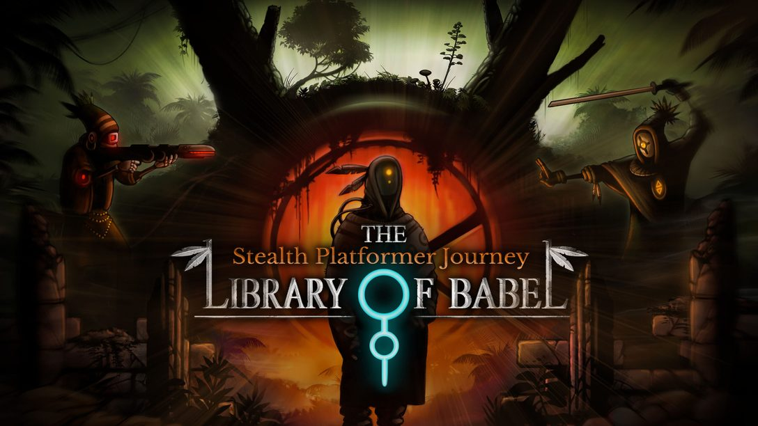 The Library of Babel   Una aventura gráfica de plataformas y sigilo con el sello de PlayStation Talents