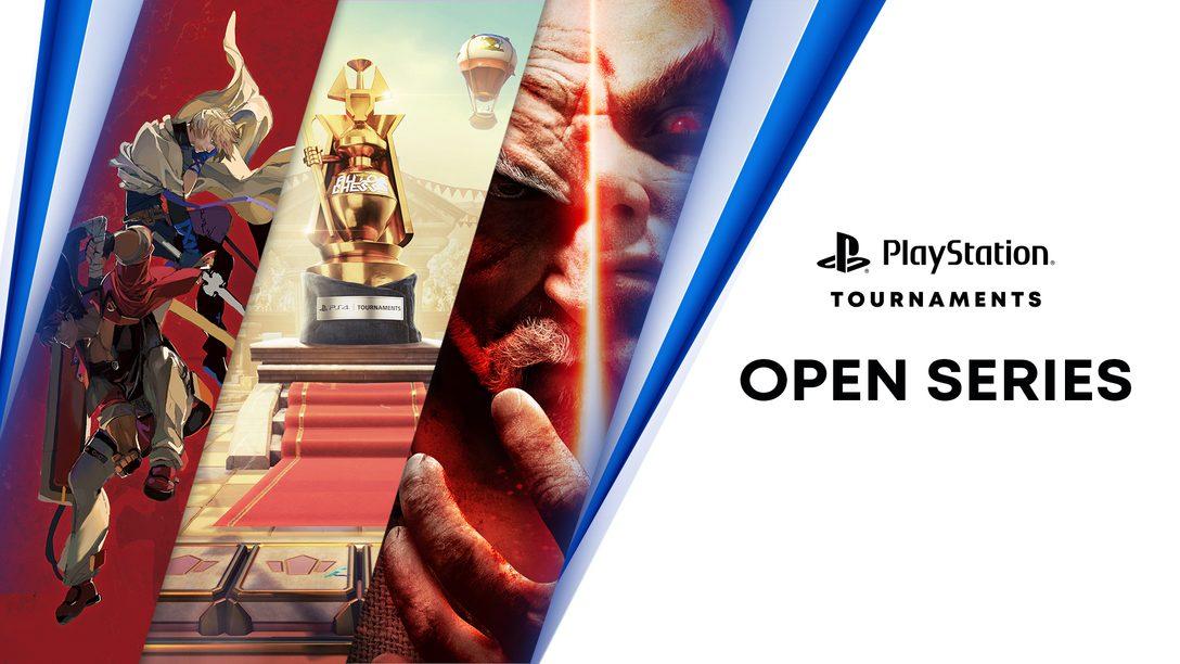 Los Torneos de PS4: Open Series se expanden con tres nuevos torneos