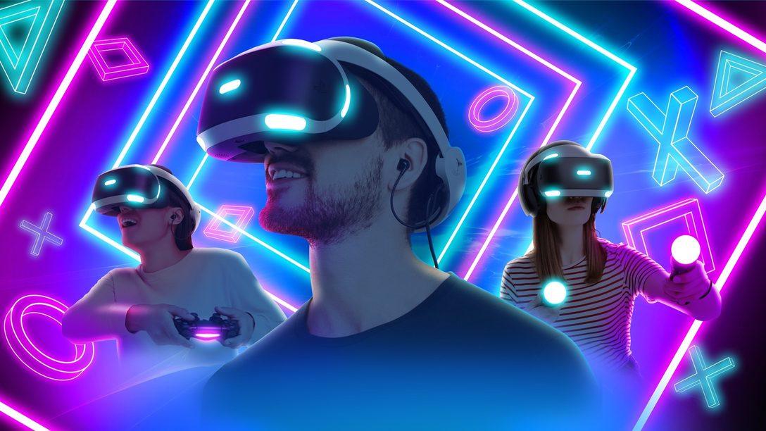 PS VR Spotlight vuelve una vez más cargado de nueva información