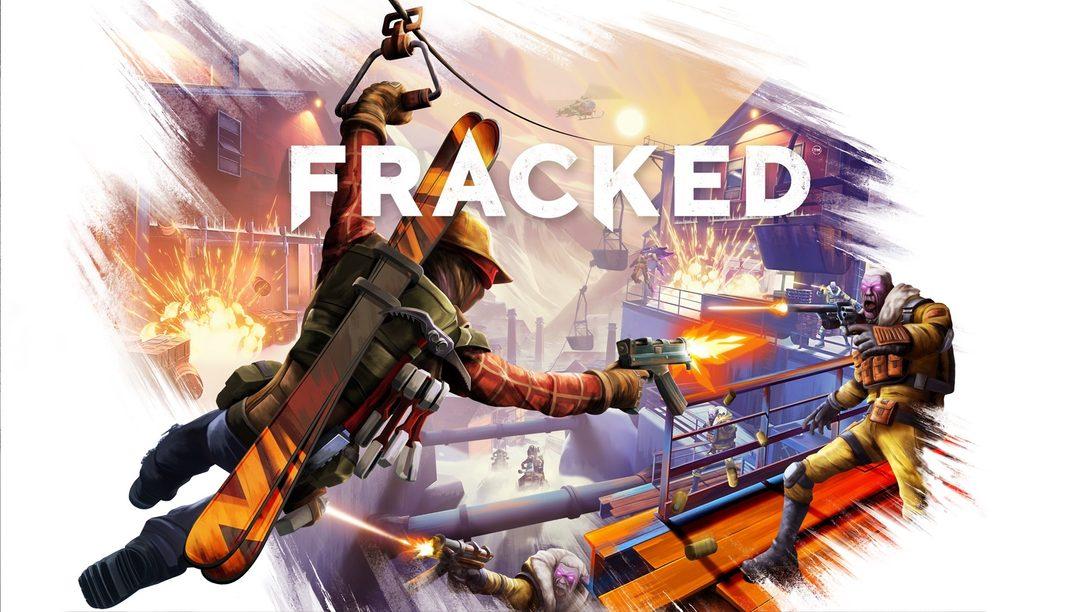 Descubre el título exclusivo para PS VR Fracked en esta amplia demostración de su mecánica de juego