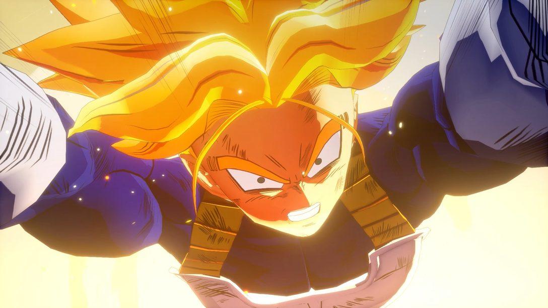 Los episodios finales del combate contra jefes llegan mañana para Dragon Ball Z: Kakarot