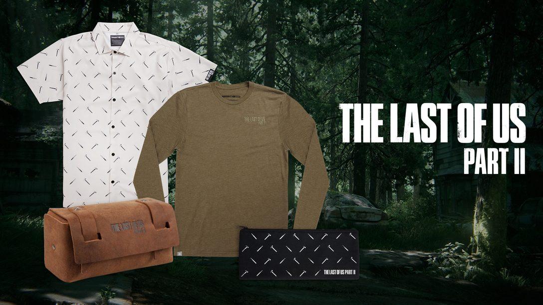 Celebrad el primer aniversario de The Last of Us Parte II con nuevos productos oficiales