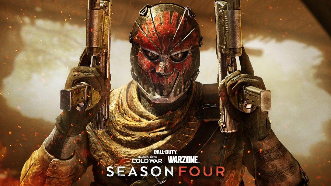 La Temporada 4 de Black Ops Cold War y Warzone llega el 17 de junio