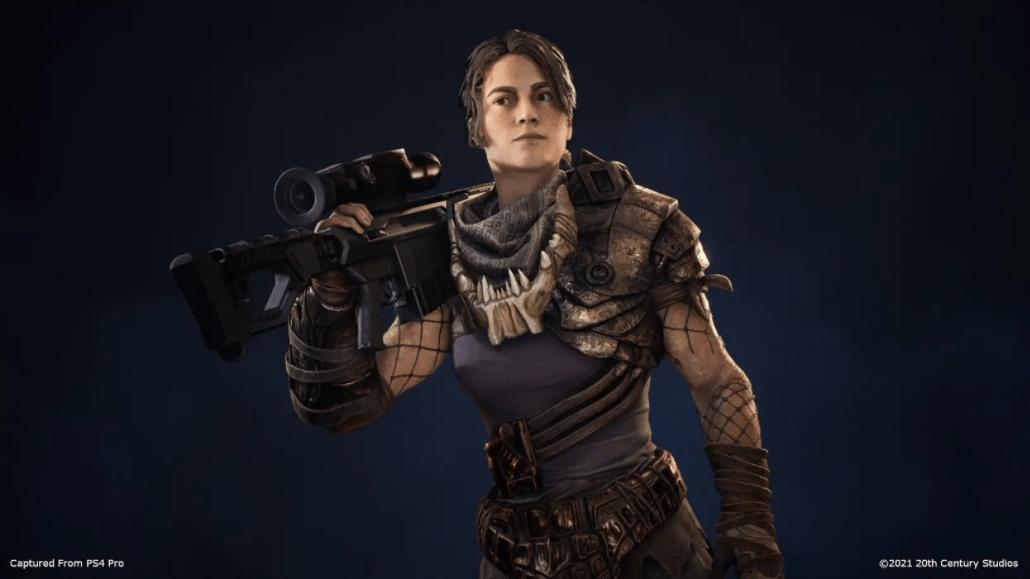 Sniper Isabelle llega a Predator: Hunting Grounds en un nuevo DLC