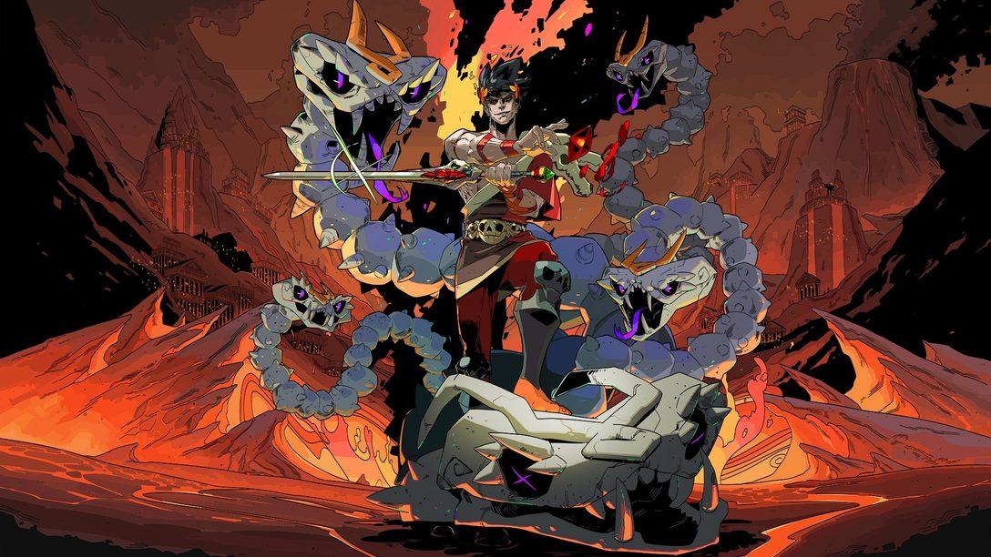 Hades se lanza el 13 de agosto en PS4 y PS5