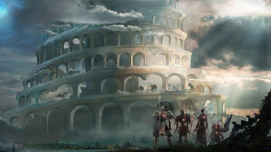 Bienvenido al mundo de Babylon's Fall