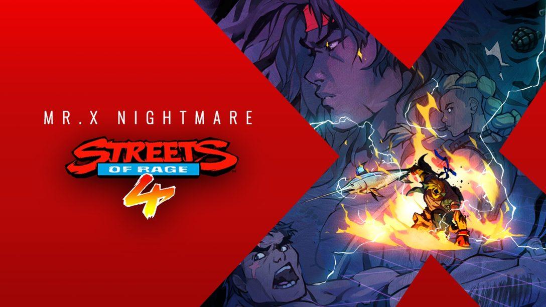Cómo se creó el modo Supervivencia de Streets of Rage 4