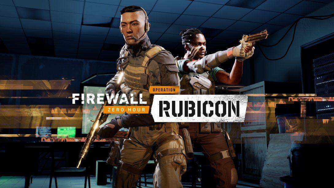 Llega Firewall Zero Hour: Operation: Rubicon