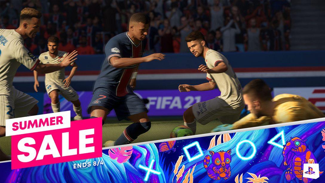 Las superrebajas de verano llegan a PlayStation Store