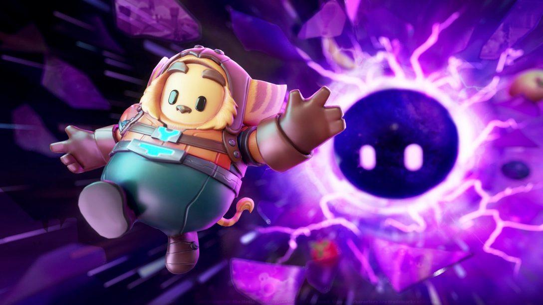 Ratchet & Clank se fusiona con Fall Guys para los Eventos de Tiempo Limitado y las recompensas exclusivas