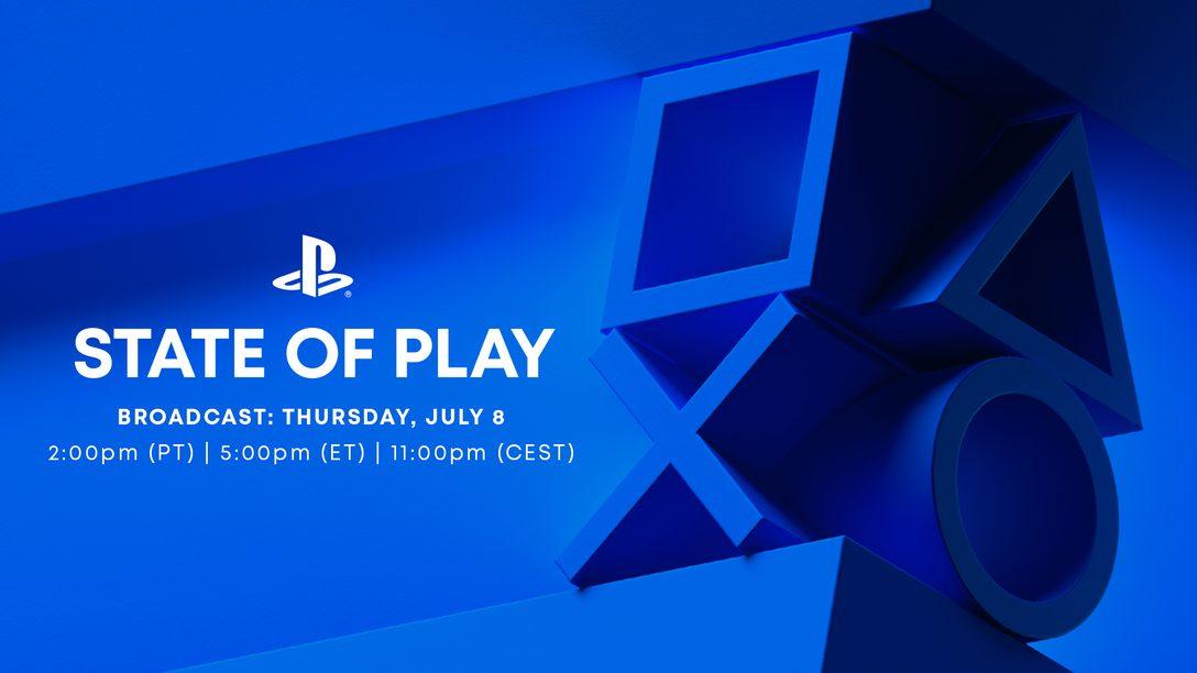 El State of Play de hoy arranca a las 23:00 (hora peninsular)