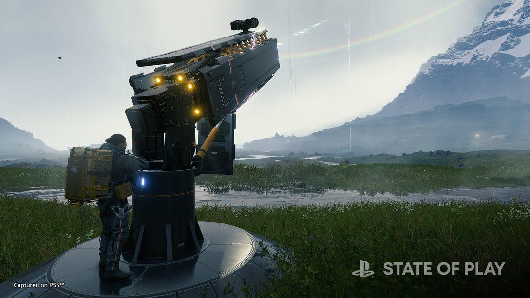 Death Stranding Director's Cut llega a PS5 el 24 de septiembre de 2021