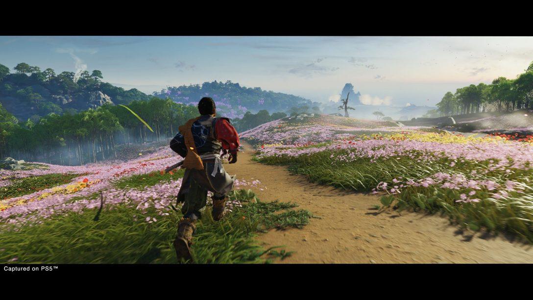 Ghost of Tsushima: Director's Cut llega a PS5 y PS4 el 20 de agosto
