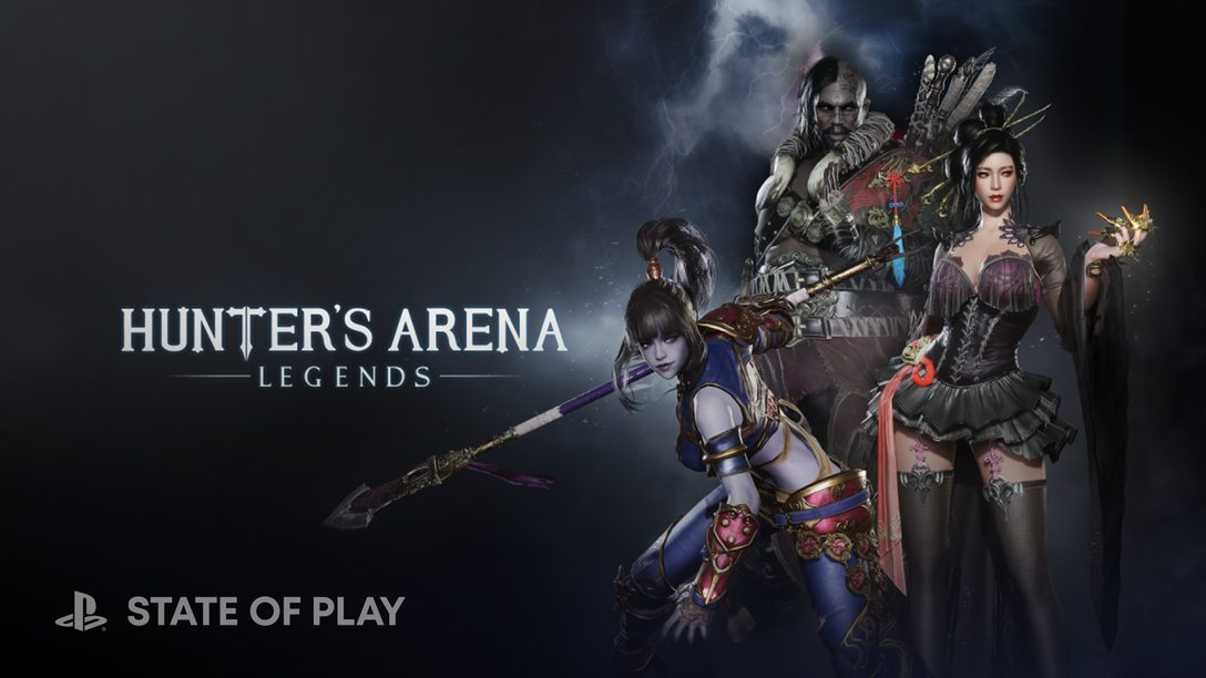 El battle royale para 30 jugadores Hunter's Arena llega a PS4 y PS5 el 3 de agosto