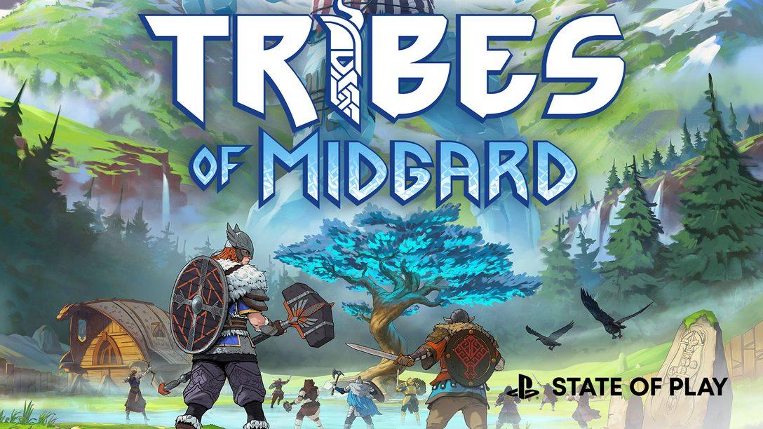 Tribes of Midgard: ¡Revelamos los planes poslanzamiento!