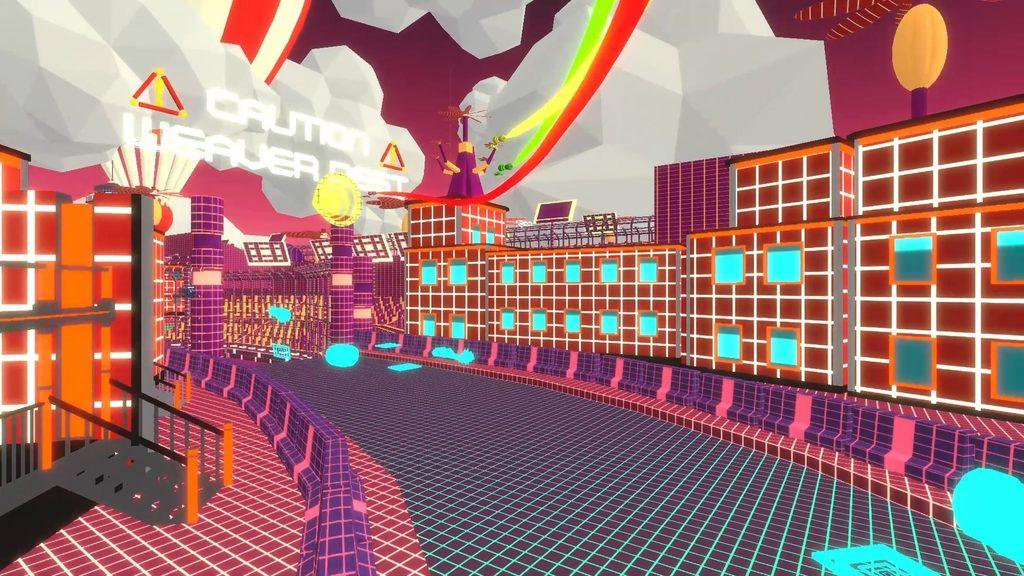 Neon HAT | Ya está aquí el nuevo juego de carreras exclusivo de PS VR –  PlayStation.Blog en español
