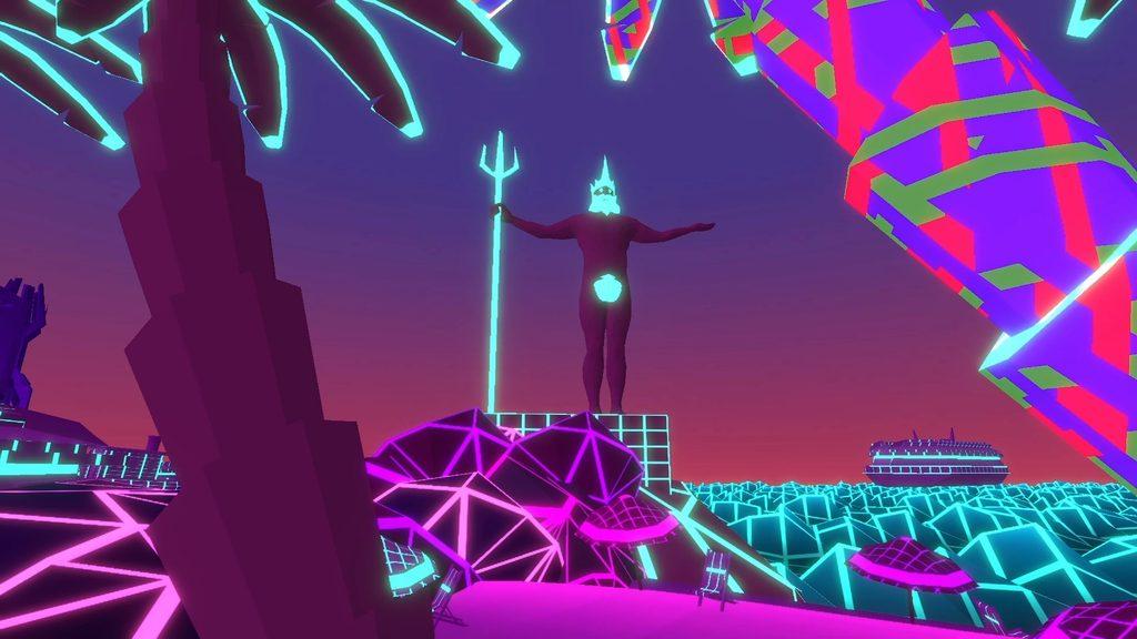 Neon HAT   Ya está aquí el nuevo juego de carreras exclusivo de PS VR – PlayStation.Blog en español