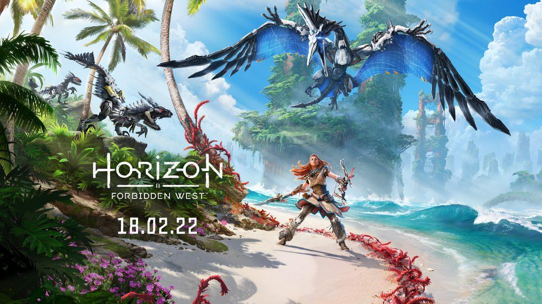 Horizon Forbidden West llega el 18 de febrero de 2022 – PlayStation.Blog en  español