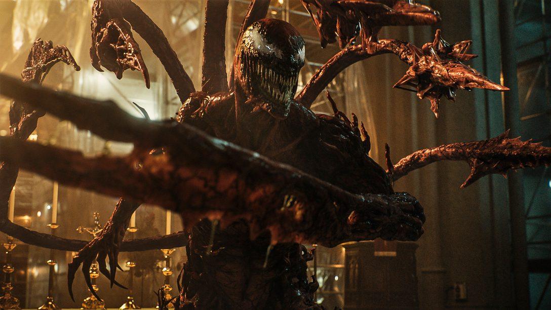 Venom: Habrá matanza lleva los simbiontes a la gran pantalla este 15 de octubre