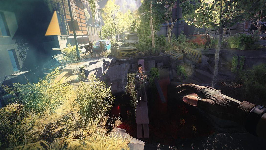 Explora la Ciudad en Dying Light 2 Stay Human