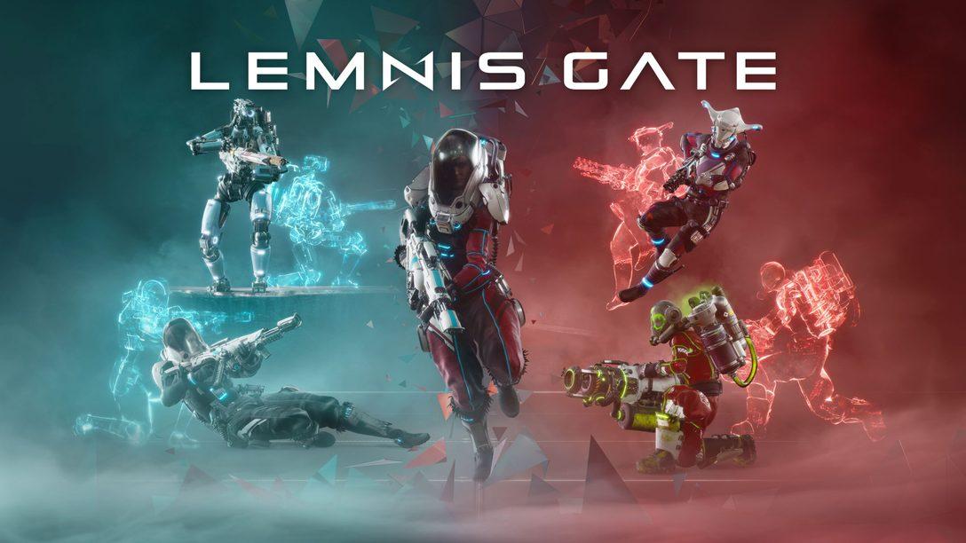 Lemnis Gate: fusiona los viajes tácticos en el tiempo con estrategia de disparos