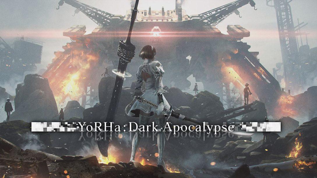 Un vistazo más de cerca al contenido de Final Fantasy XIV Yorha: Dark Apocalypse con Yosuke Saito, Yoko Taro y Naoki Yoshida