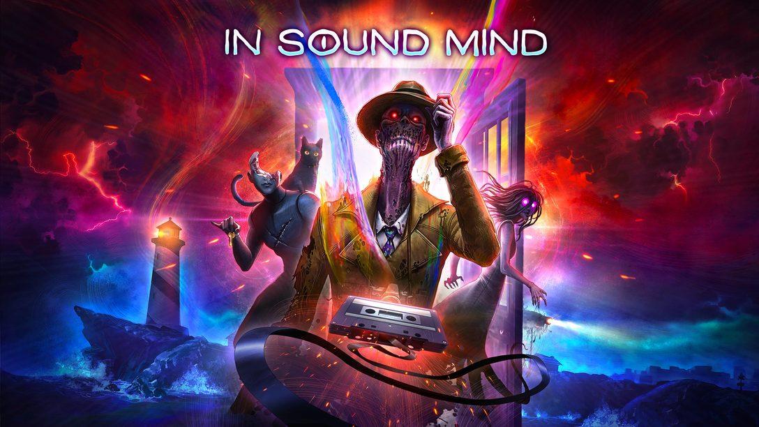 Ya está disponible el thriller psicológico y cerebral In Sound Mind
