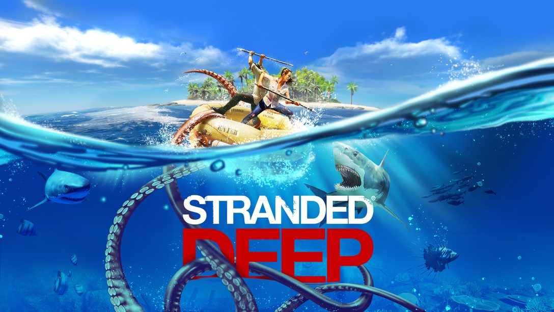 Actualización disponible a partir de mañana de Stranded Deep: co-op online