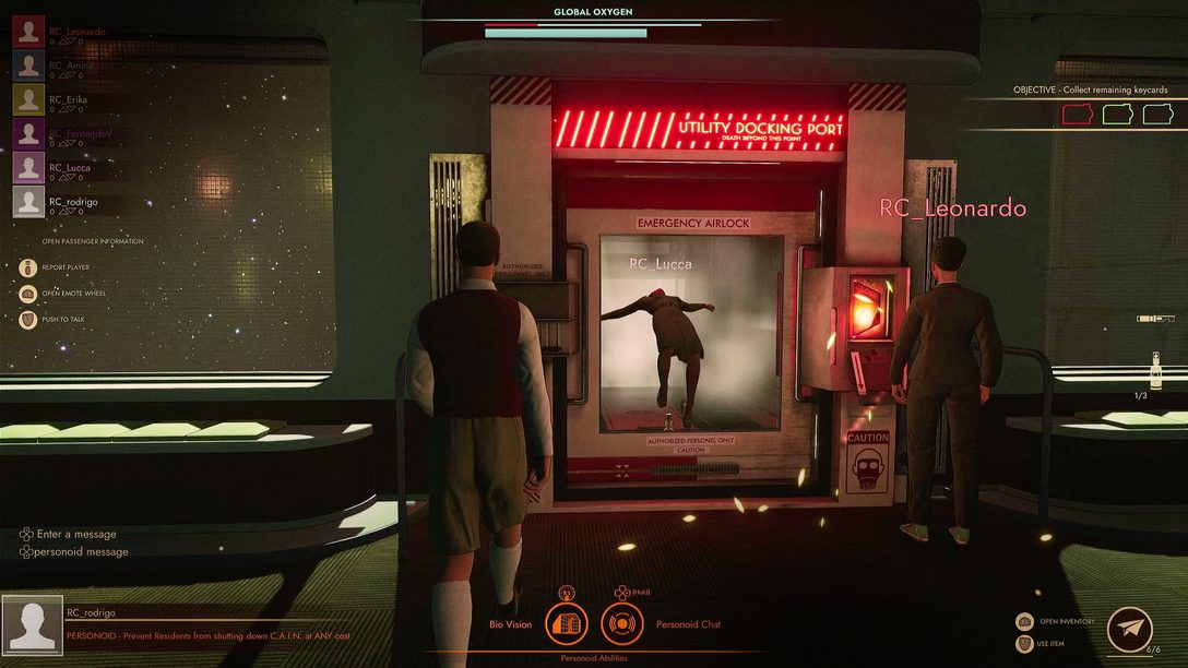 Los tejemanejes intergalácticos de First Class Trouble llegan a PlayStation 5