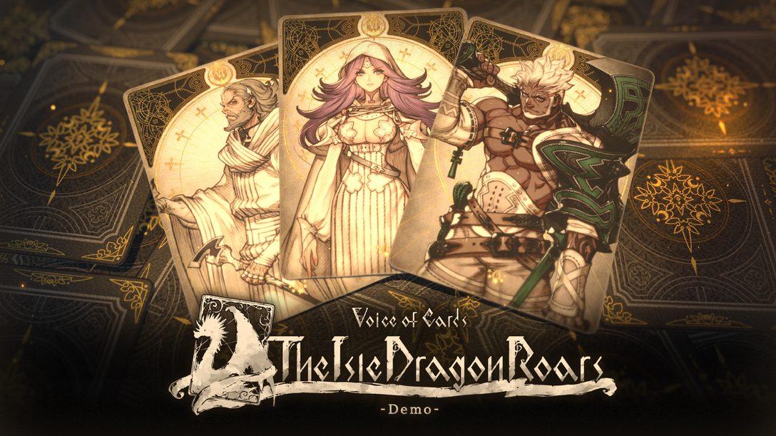 Todo lo que necesitas saber sobre Voice of Cards: The Isle Dragon Roars