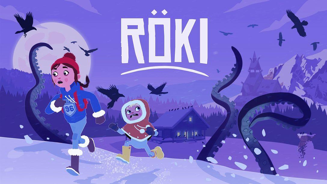 Röki, la aventura de inspiración escandinava, llegará el 28 de octubre a PS5.